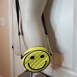 Luv Betsey,Smiley Face  crossbody